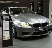 Mondial Auto Paris 2012 - BMW M5