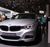 Mondial Automobile Paris 2014 - BMW Série 3 Gran Tourismo
