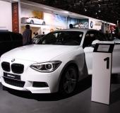 Mondial Automobile Paris 2014 - BMW Série 1