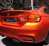 Mondial Automobile Paris 2014 - BMW M4