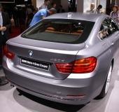Mondial Automobile Paris 2014 - BMW Série 4 Gran Coupe
