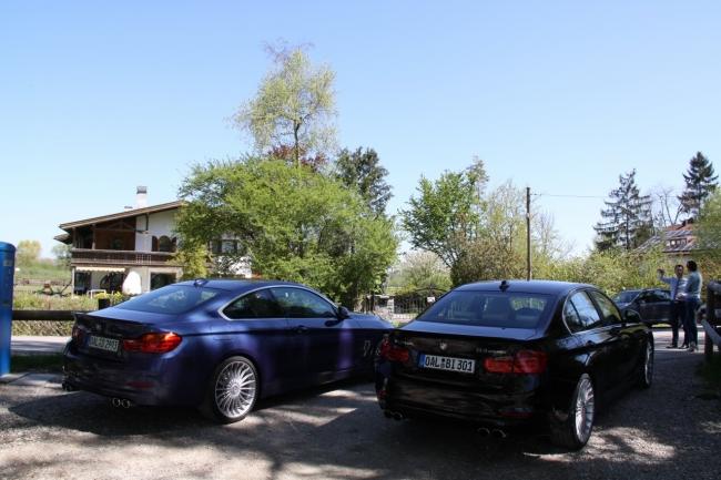 BMW ALPINA B3 BITURBO & D4 BITURBO