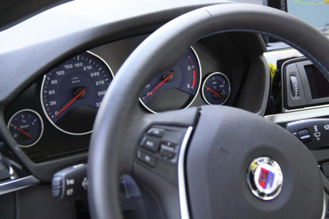 BMW ALPINA D4 BITURBO