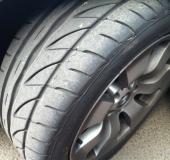 Montage Bridgestone Adrenaline RE002