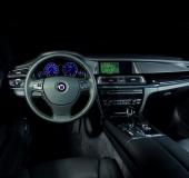 BMW Alpina B7 - Intérieur