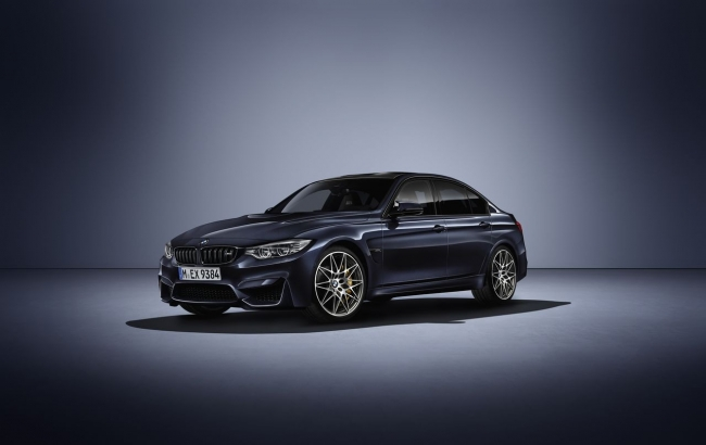 BMW M3 Edition - 30 Jahre M3 - 01