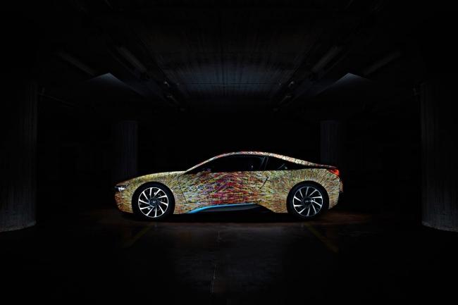 BMW i8 Futurism Edition - 02