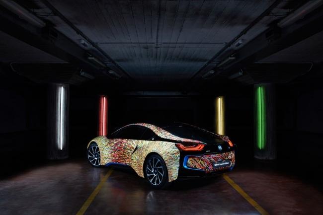 BMW i8 Futurism Edition - 04