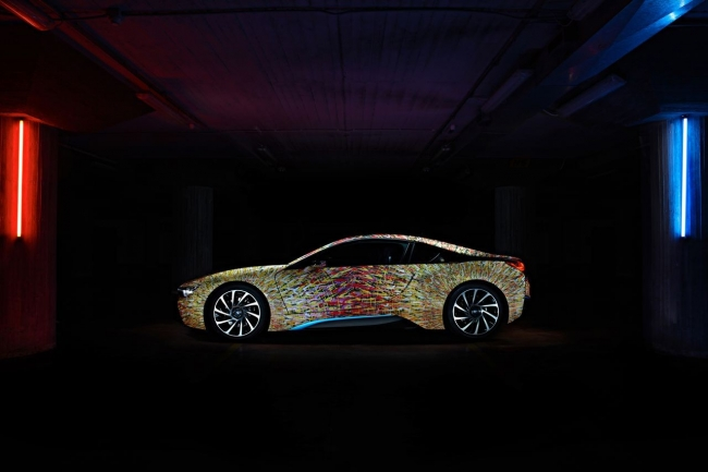 BMW i8 Futurism Edition - 01