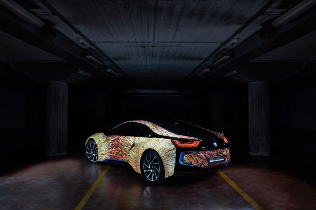 BMW i8 Futurism Edition - 03