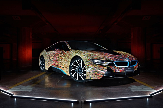 BMW i8 Futurism Edition - 05