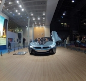 Mondial Auto Paris 2012 - BMW i8
