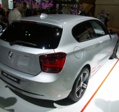 Mondial Auto Paris 2012 - BMW 120d xDrive