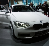 Mondial Auto Paris 2012 - BMW 114i