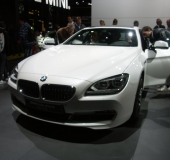 Mondial Auto Paris 2012 - BMW 650i