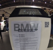 Mondial Auto Paris 2012 - BMW Active Hybrid 3