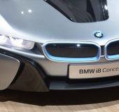 Mondial Auto Paris 2012 - BMW i3