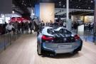 Mondial Auto Paris 2012 - BMW i8
