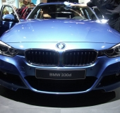 Mondial Auto Paris 2012 - BMW 330d