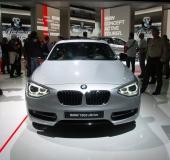 Mondial Auto Paris 2012 - BMW 120d xDrive