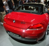 Mondial Auto Paris 2012 - BMW Z4