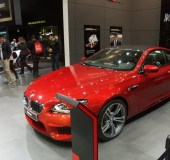 Mondial Auto Paris 2012 - BMW M6