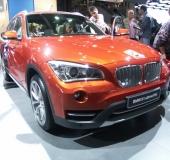Mondial Auto Paris 2012 - BMW X1