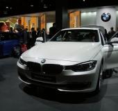 Mondial Auto Paris 2012 - BMW 320d xDrive