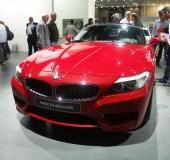 Mondial Auto Paris 2012 - BMW Z4