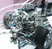 Mondial Auto Paris 2012 - Aisin