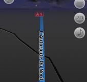 Pris depuis le Thalys qui longeait la A1 :-)
