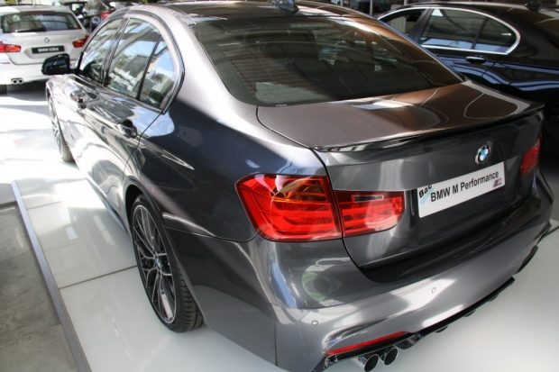 BMW 320d M Performance
