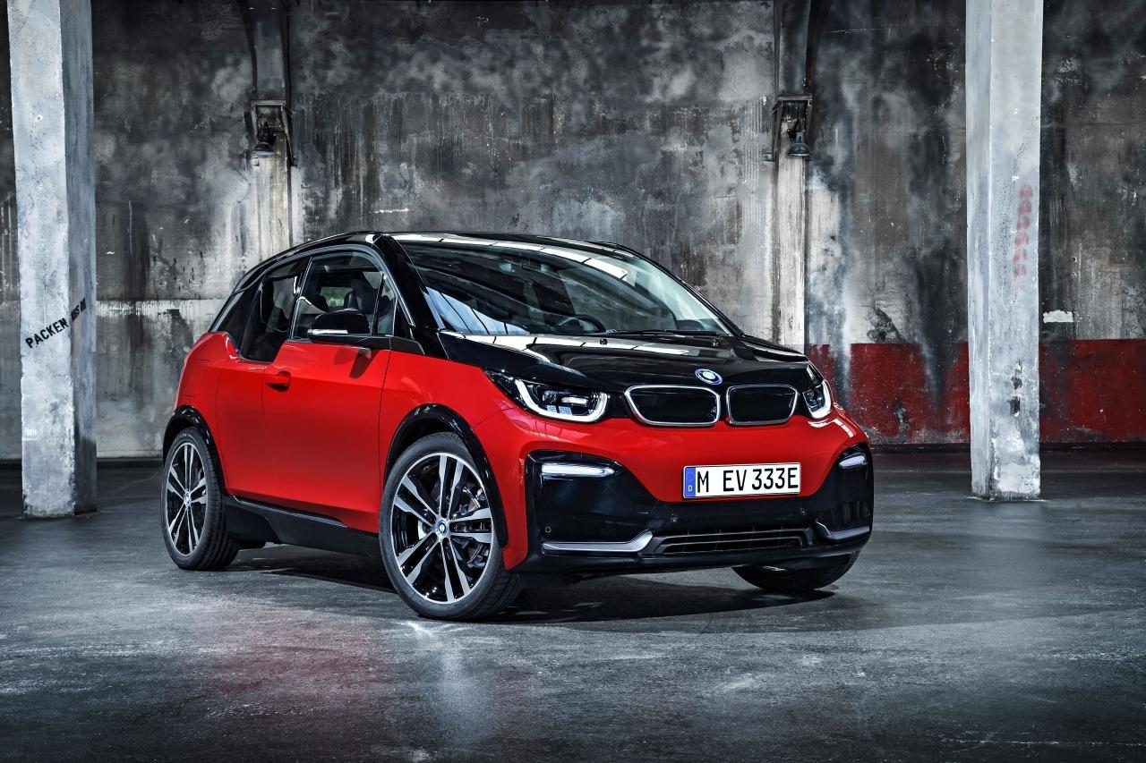BMW i3 i3s - 2017 - 089