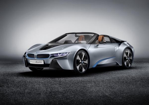 Concept BMW i8 Spyder