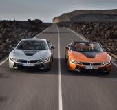 BMW i8 Roadster & Coupé - 07
