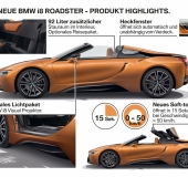 BMW i8 Roadster & Coupé - 39