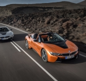 BMW i8 Roadster & Coupé - 06