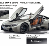 BMW i8 Roadster & Coupé - 34