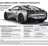 BMW i8 Roadster & Coupé - 35