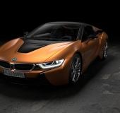 BMW i8 Roadster & Coupé - 42