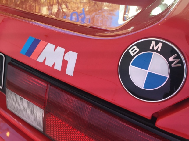 BMW M1 - Brand Store BMW George V
