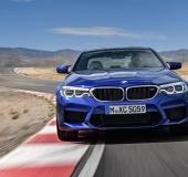 BMW M5 XDRIVE F90 - 2017