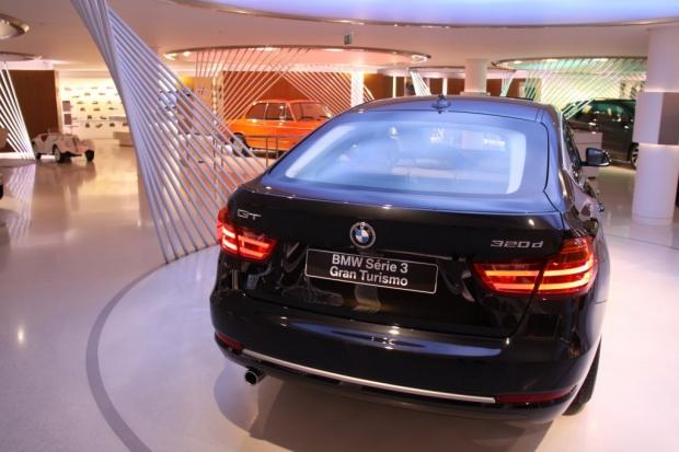 BMW Brand Store George V - BMW 320d GT