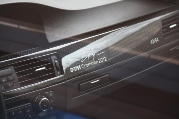 BMW Brand Store George V - BMW M3 Edition DTM