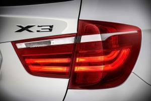 BMW X3 - Modèle 2014