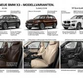Nouveau BMW X3 - 2018 - 56