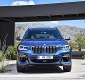Nouveau BMW X3 - 2018 - 01