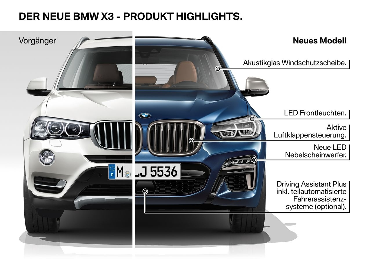 Nouveau BMW X3 - 2018 - 51