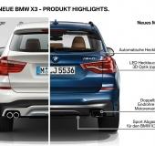 Nouveau BMW X3 - 2018 - 52