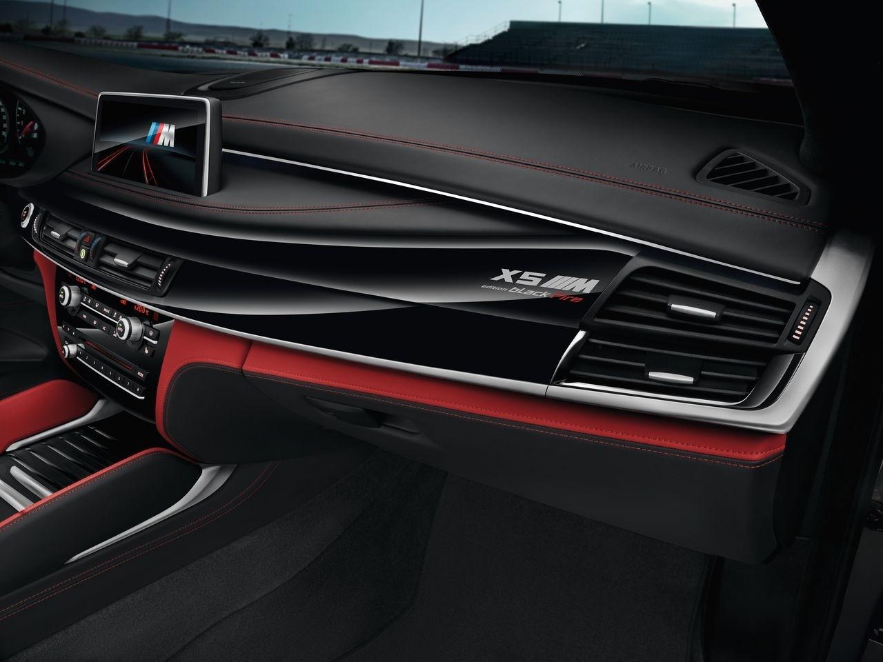 BMW X5M et X6M Black Fire Edition - 03